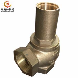Custom Brass Casting Water Pressure Valve Pump Parts pictures & photos