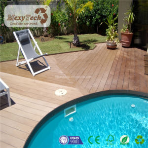 Balcony Outdoor Swimming Pool WPC Wood Plastic Composite Decking pictures & photos