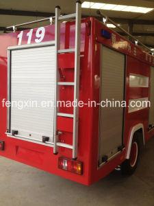 Fire-Fighting Truck Aluminium Roll up Door Roller Shutter pictures & photos