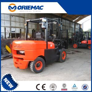 Famous Wecan Brand 5 Ton Diesel Forklift (CPCD50F) pictures & photos