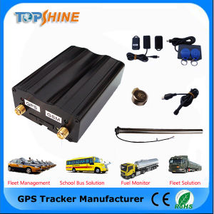 Vehicle GPS Tracker with Sos Wiretapping Cut off Engine pictures & photos