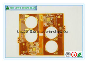 2-Layer Flex PCB Immersion Gold pictures & photos