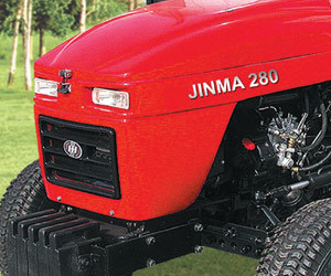 Jinma Cheap Small Four Wheel Tractor 280 pictures & photos