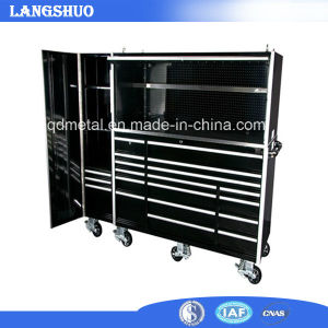 China Supply Steel Metal Tool Cabinet/Chest with Side Locker pictures & photos