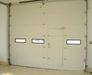 G-Force Industrial Gate with Pedestrian Door pictures & photos