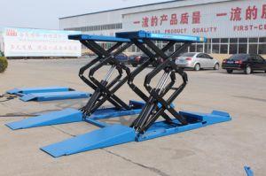 China Small Platform Scissor Design Car Jacks Hydraulic Auto Lift