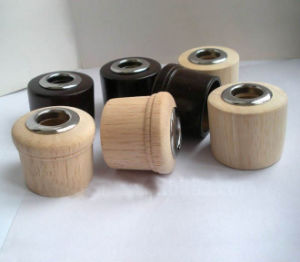 Synthetic Cork Stopper Plastic Wooden Cap Glass Dffuser Bottle pictures & photos