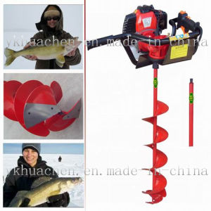 Bz520 Fishing Ice Auger Ice Drill Frozen Land Drill (52cc) pictures & photos
