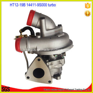 Ht12-19b Turbo Charger 14411-9s001 14411-9s000 14411-9s002 Zd30 Turbocharger
