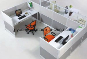 Big Size Workstation Working Table Group Desk Office Furniture