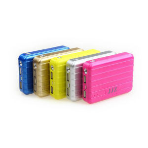 High Quality Dual USB Mobile Power Bank (Z71) pictures & photos