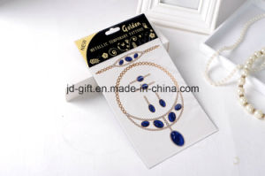 Skin Safe Metal Women Bracelet Jewel Temporary Tattoo Sticker in Sapphires Design pictures & photos