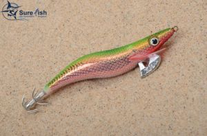 Wholesale Saltwater Squid Jig Octopus Jigging Fishing Lure pictures & photos