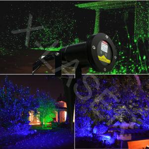 Single Blue Outdoor Laser Garden Light pictures & photos