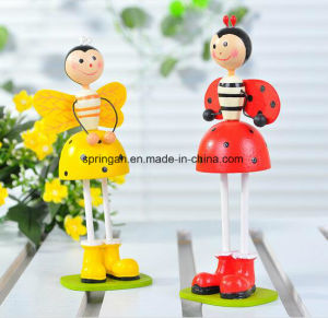 2 PCS Insect Style Puppet Decoration pictures & photos
