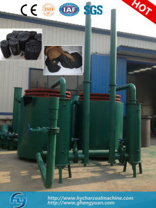 ISO Approved Bamboo Charcoal Carbonization Furnace pictures & photos
