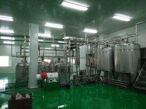 Full Automatic 1000L Fresh Juice Processing Line pictures & photos