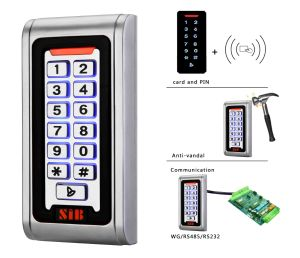Keypad Proximity Card Reader RF008m-W pictures & photos