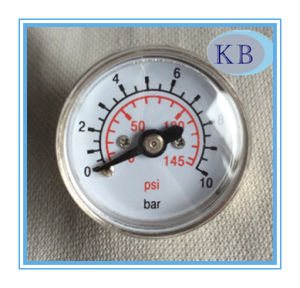 Medical Pressure Gauge 25mm pictures & photos
