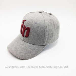 3D Embroidery Multicolor Baseball Cap (304-5) pictures & photos