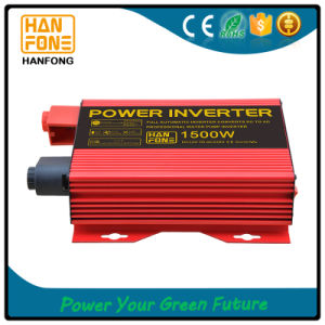 Hanfong 1500watt Hybrid Solar Inverter with CPU Control (TP1500) pictures & photos