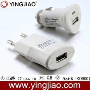 6W AC/DC USB Power Adapter in Car pictures & photos