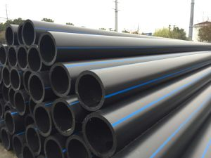 Water Supply Pipe PE pictures & photos