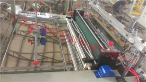 Chzd-B Series Dual Channel Single Drive T-Shirt Bag Making Machine pictures & photos