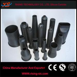 Precision Gas Pressed Black Silicon Nitride Ceramic Nozzle