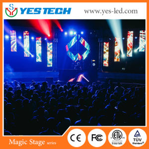 500*500mm/5.7kg Light LED Curtain Display with High Brightness pictures & photos