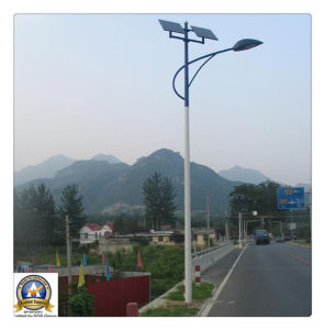 Factory Price 6m 24W Sodium Solar Street Light pictures & photos
