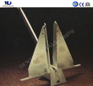 Hot Dipped Galv. Malleable Casting Type a Folding Anchor pictures & photos