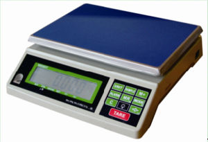 Tw Series Electronic Digital Table Weighing Counting Scale 30kg pictures & photos