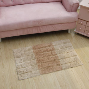 100% Cotton Chenillebath Mat/Rugs, with Strong Water Absorption (Cot-0060) pictures & photos