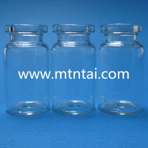 7ml Borosilicate Glass Bottle in Clear Color pictures & photos