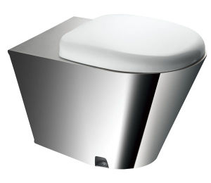 Stainless Steel Toilet (JN49111) pictures & photos