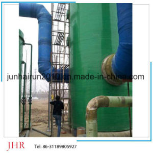 Perfect Purification Effect FRP Desulfurization Tower for Cleaning Industrial Acid Fog pictures & photos