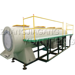 PVC Pipe Vacuum Calibration Tank