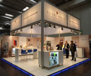 China aluminum modular maxima system exhibition booth for Stand modulaire aluminium