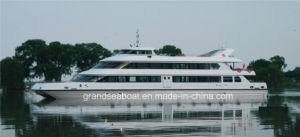 250seats All Steel Catamaran Ferry Touring Boat for Sale pictures & photos