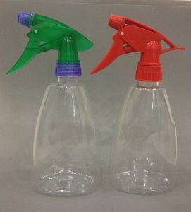 Plastic Trigger Spray Bottle 500ml pictures & photos