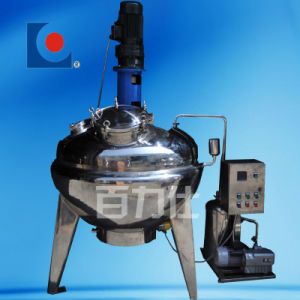 Stainless Steel Vacuum Mixing Tank pictures & photos