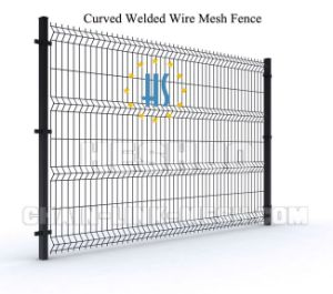 Welded Wire Mesh Type Decorative Garden Fence pictures & photos