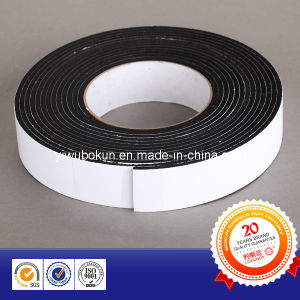Black Double Side Foam Tape pictures & photos