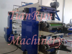 Four Colors High Speed Flexo Printing Machinery (YT-4800) pictures & photos