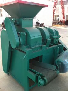 Little Labour Needed Coal and Charcoal Ball Press Machine pictures & photos