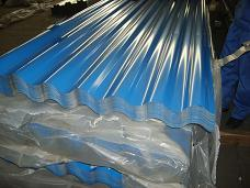 PPGI Color Coated Corrugated Metal Roof for Building Material pictures & photos