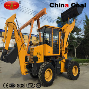 Mini Backhoe Loader and Excavator Wz25-20 pictures & photos