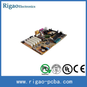 PCB Solution and PCB Facbrication with Assembly pictures & photos