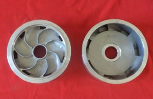 Saf 2507/Saf 2505/Saf 2304/Saf2520/Ldx2101 Impeller (pump impeller, compressor impeller, blower impeller, turbine impeller, Closed Impeller, Open Impeller) pictures & photos